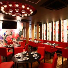 おしゃれで綺麗な店内で、旨くて辛い本格四川料理が楽しめます!