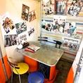 少人数個室は人気席のためご予約がおすすめです◎韓国旅行に来た気分で本格的なサムギョプサルやマッコリカクテル、UFOチキン、キムパ、焼肉、鍋などの本格的な韓国料理をご堪能ください!ご予約お待ちしております!