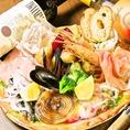 ≪ランチタイム限定≫ビュッフェ盛り合わせ一例。彩り鮮やかな食事で心も体も喜ぶ時間に…★