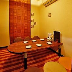 〈ガヤガヤ個室〉2~4名様まで 周りを気にせず賑やかに盛り上がれる座敷個室。 禁煙です。