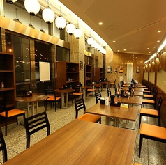 TOKYO都庁議事堂レストランの雰囲気1