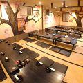 座食Bar欒 なにがし 名古屋駅西口店の雰囲気1