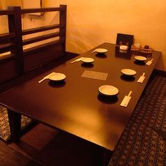 中2階のロフト席はお座敷タイプ♪プライベート感満載なので女子会や会社宴会にも◎12名様まで利用可能