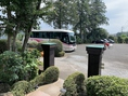 広い駐車場 30台可能  観光バスも駐車できます。