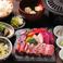 オリーブ牛の霜降りロースステーキ定食【期間限定特別価格3500円⇒3300円】