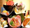 料理メニュー写真八州盛り(ご注文は2人前~)