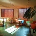 【2階のスペース】少人数~40名様まで、ご利用いただける、貸切スペースあります♪宴会・プライベートパーティ・ウェディング・御接待など、様々なシーンでご利用いただけます。