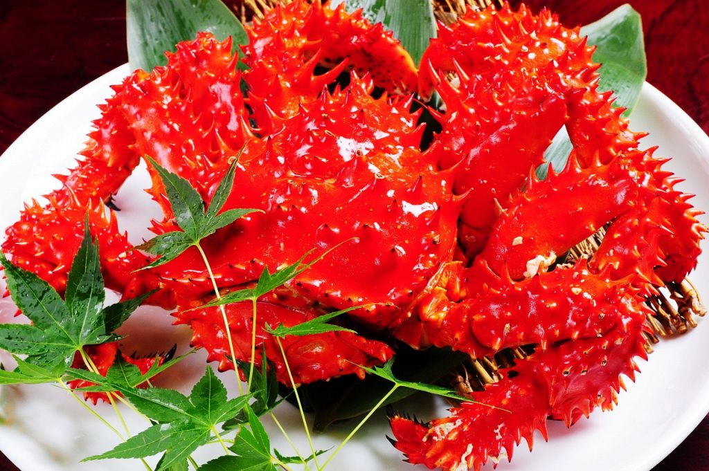 【絶品!根室産!花咲かに!】 北海道の海の幸って言ったら、やっぱ、蟹だべさ!