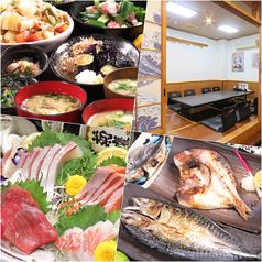 旨い魚と栄養満点味噌汁の店の写真