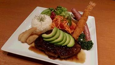 曙ステーキのおすすめ料理1
