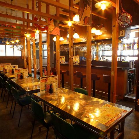 海鮮酒場と回転寿司が一度に楽しめる味のデパート!2時間飲放付6品3500円~♪
