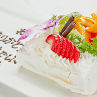 サプライズ ケーキ♪♪