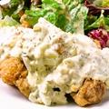 料理メニュー写真特製鶏のチキン南蛮