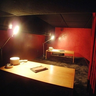 人気のロフト個室