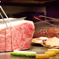 料理メニュー写真山形牛サーロインステーキ