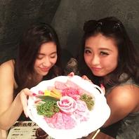 お肉好き女子必見!女子会特典のある渋谷の焼肉店