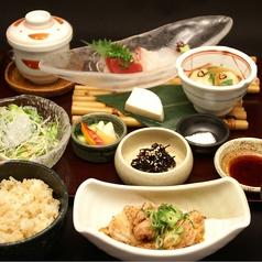 料理メニュー写真竹の庵膳