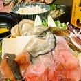 【牡蠣味噌鍋】