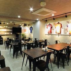SP CAFE&BAR エスピーカフェ&バーの雰囲気1