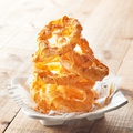 料理メニュー写真■オニオンリング チーズフライ