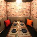 肉とチーズの個室酒場 東京ミートチーズ工場 大宮駅店の雰囲気1