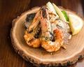 料理メニュー写真本日のいろいろなお魚のグリル