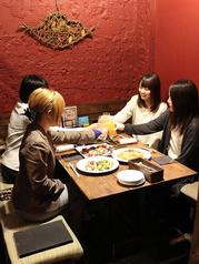 DINING CAFE 3/F スリーエフの雰囲気1