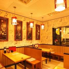 上海飯店 南柏本店の雰囲気1