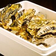 1日30L水で呼吸する牡蠣を生きたまま保存するこだわり