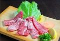 料理メニュー写真特上カルビ(タレ・塩)