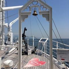 外輪船ミシガンの外観3