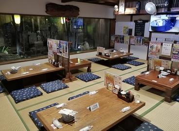 琉球居酒屋さむらいの雰囲気1