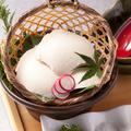 料理メニュー写真京都府産おぼろ豆腐 富山県産エンレイ大豆100%使用