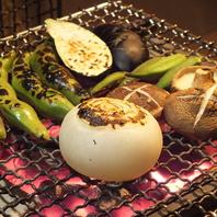 京都の地野菜&季節の食材を使用!