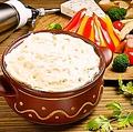料理メニュー写真エスプーマ仕立ての 新感覚ふわふわチーズフォンデュ