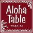 アロハテーブル ALOHA TABLE 原宿のロゴ