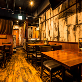JR新宿駅東口徒歩3分!!西武新宿駅徒歩1分の隠れ家個室肉バル♪2名様~最大100名様まで利用可能な個室空間を完備しております♪