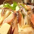 【海鮮チゲ鍋】