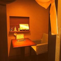 プライベート空間 2名個室です