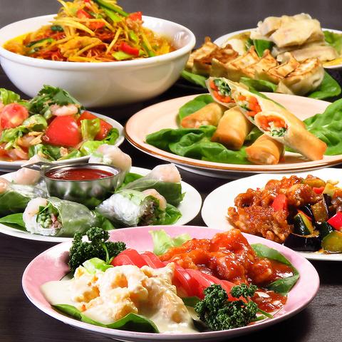 """""""ジーディー gd Asian Dining&Bar"""""""
