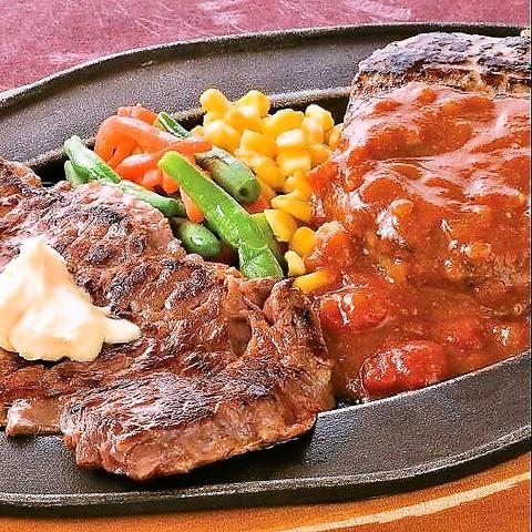 ハンバーグ&ステーキ レストラン 紅矢 京王八王子店