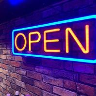 Open20:00~ Closeは最大29:00