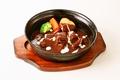 料理メニュー写真ビーフシチューセット 桜セットC