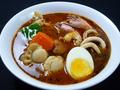料理メニュー写真シーフードのスープカレー