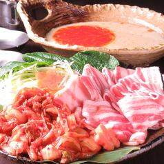 炭焼豚肉食堂 豚のまんま 祇園店のコース写真