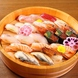 マルキ水産自慢の寿司盛り★特選盛り二十一貫2980円♪