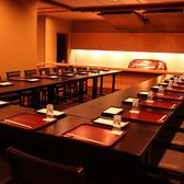 テーブル席/宴会席