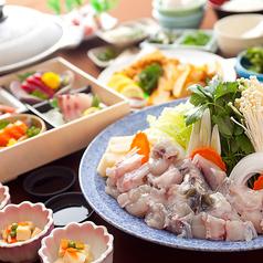 さかもとグルメの郷 富田林店 肉料理さかもと一心太助のコース写真
