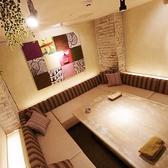 超VIP!8名様~ご利用いただける完全個室です!平日でしたら空いてる可能性もございますので、お早めのご予約をお願いいたします!!大人数での宴会、パーティーは、コース利用が便利です!あわせてご利用ください☆【名駅 イタリアン】
