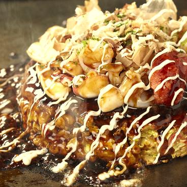 粉もんや 八じゅう 渋谷店のおすすめ料理1